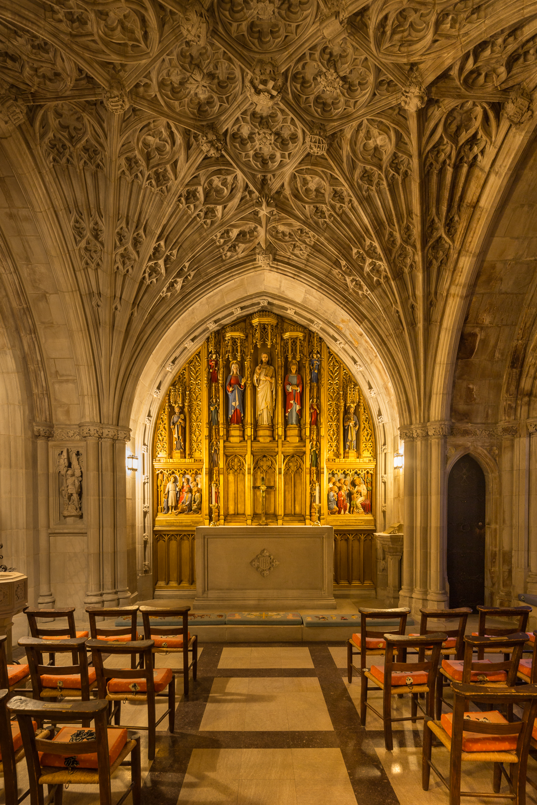 Children's Chapel - Washington National Cathedral