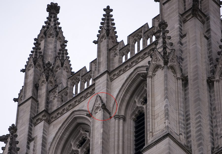 How to Find the Darth Vader Gargoyle