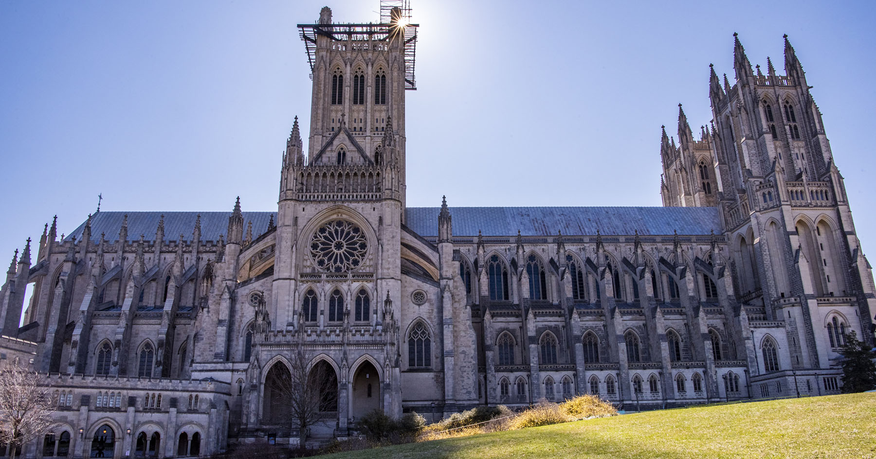 Experience the Cathedral - Washington National Cathedral